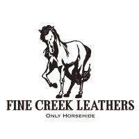 fine creak leather_logo