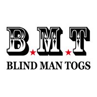 BLIND MAN TOGS LOGO