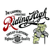 RIDING HIGH_LOGO